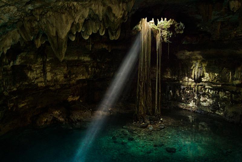 Samula cenote Yucatan