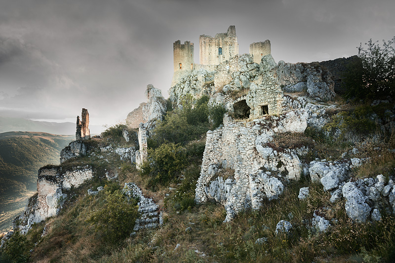 Rocca Calascio fortress, Abruzzo